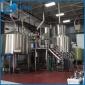 啤酒生产线 精酿啤酒发酵设备 不锈钢啤酒发酵罐 自酿啤酒设备